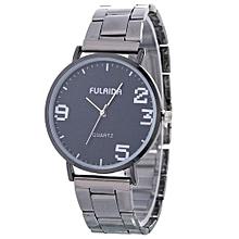 Women Ladies Casual New Design Alloy Strap Quartz Wrist Watch D
