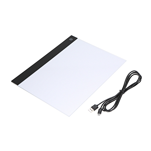 Led Graphic Tablet Writing Painting Light Box Tracing Board Copy Pads Digital Drawing Tablet Artcraft A4 Copy Table Led Board Diamond Painting Cross Stitch