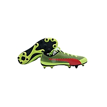 Football Boots Spirit Fg Moulded Jnr- 10449302flo Yell/Blk- 2