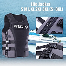 M Adults Kids Life Jacket Premium Neoprene Vest Water Ski Wakeboard PFD