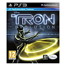 PS3 Game Tron Evolution