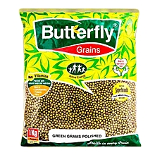 BUTTERFLY GREEN GRAMS POLISHED 1KG