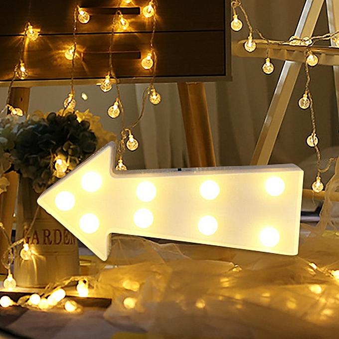 letter lighting. Alphabet LED Letter Lights Light Up White Plastic Letters Standing Hanging → Lighting