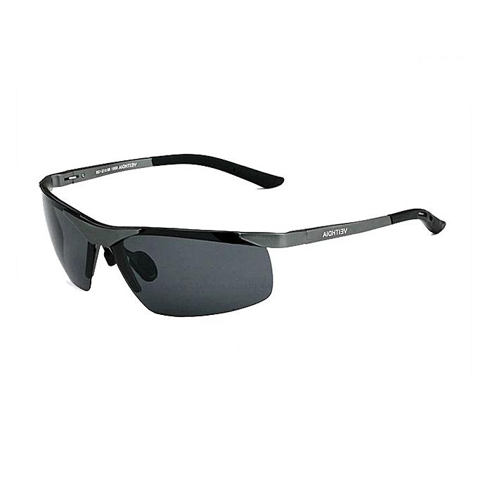 feeed6432b8c VEITHDIA Brand Men s Polarized Sunglasses Rimless Rectangle Driving Mirror  Sport Mens Sun Glasses For Men 6501