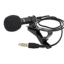 Audio Recording Professional Clip-on Microphone Lapel