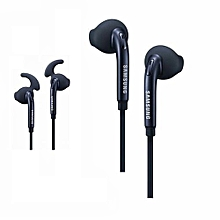 Galaxy Note 5 Adaptive EG920B Earphones With Remote and Mic - Black