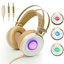 M170 Head-mounted Gaming Headset Computer Gaming Headset Wired Headset
