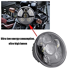 5.75Inch Refit Round Motorcycle Universal Headlight Headlamp Accessories