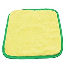 OR Soft Coral Velvet Towel Super Absorbent Microfiber Car Washing Cloth-Grey