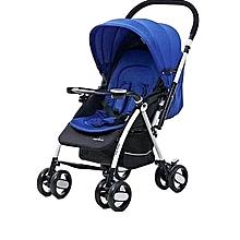 Blue fashion lightweight  Foldable Baby Stroller/ pram/push chair