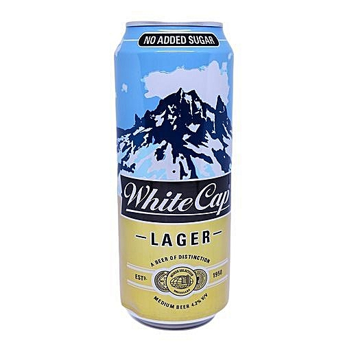 4573615ec345 White Cap White Cap Lager @ Best Price Online | Jumia Kenya
