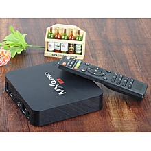 Quad core Amlogic S905W 4K H.265 Android 7.1.2 TV BOX Media WIFI HD 17.6