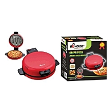 Arabic Bread Maker- 2000W - Red