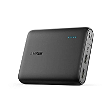 PowerCore 13000mAh Ultra Compact Portable Charger with Power IQ and VoltageBoost – A1215 – Black