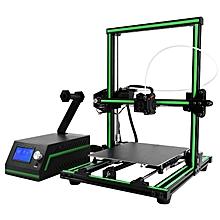Anet® E10 DIY 3D Printer Kit 220*270*300mm Printing Size Support Off-Line Print 1.75mm 0.4mm Nozzle EU PLUG