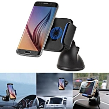 Qi Wireless Car Charger Transmitter Holder For Samsung Galaxy S7 / S6