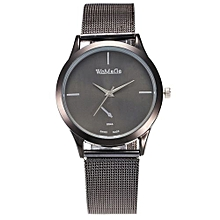 2017 New Fashion Female Clocks Women Luxury Quartz Watch Rose Gold Watch A