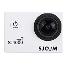 SJCAM SJ4000 HD 1080P WiFi Sports Action Camera Waterproof DV Camcorder 12MP White