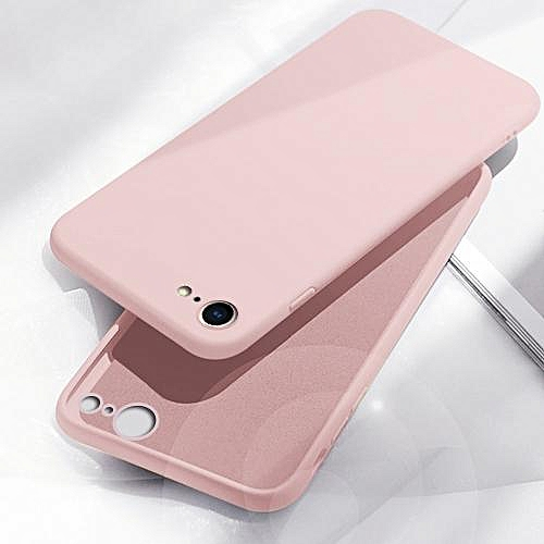 timeless design 18698 39c42 Ultra-thin Casing For for iphone 6 6s Luxury Liquid Silicone Phone Case For  for iphone 6 Plus 6s Plus Silicon Rubber Shockproof Candy Color Soft TPU ...