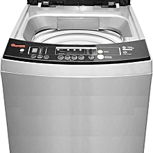 RW/136 - 12Kg Magic Cube Top Load Washing Machine- Silver