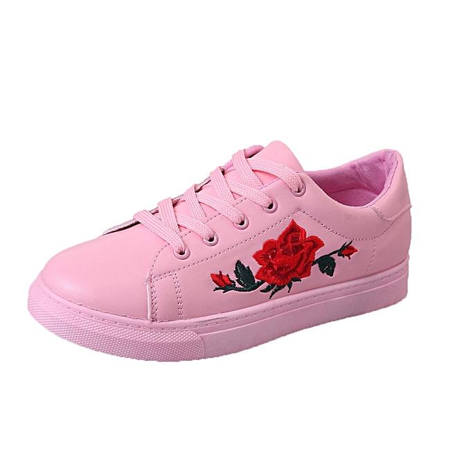 Buy muyi fashion womens straps sports running sneakers embroidery fashion womens straps sports running sneakers embroidery flower shoes mightylinksfo