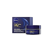 Night cream Q10plus