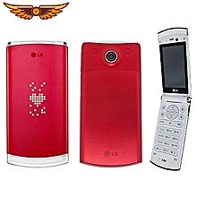 LG GD580 Cellphone - Pink