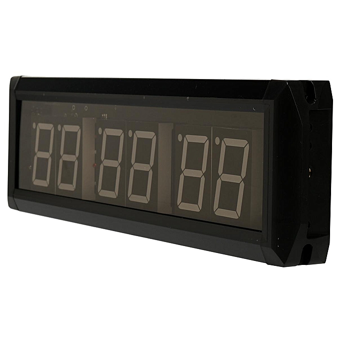 Crossfit Interval Timer Wall Clock w/Remote For EMOM Tabata MMA Boxing Automation, Motors & Drives Business & Industrial