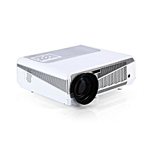 LED-86+ - LCD Projector 3600LM 1280*800 Home Cinema/Office EU - White
