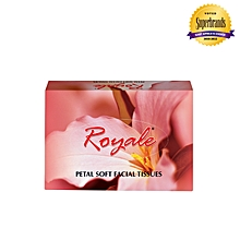 Edition Red Facial Tissue - 50 sheets
