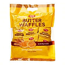 Butter Waffles  (6 pack)
