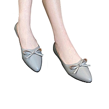 New modern design ladies  fancy fashion flat shoes