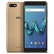 Tommy 3 Plus 5.45-inch (2GB, 16GB ROM) Android 8.1 Oreo, 13MP + 5MP, 2900mAh, Dual Sim 4G LTE Smartphone - Gold