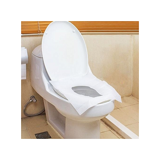 Generic Pocket Size Disposable Paper Toilet Seat Cover