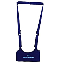 Baby Exercise Assistant Walking Safety Harness - Navy Blue
