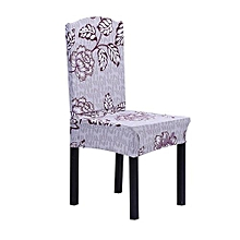 Removable Stretch Chair Covers Print Romantic Pattern Party Decoration #6