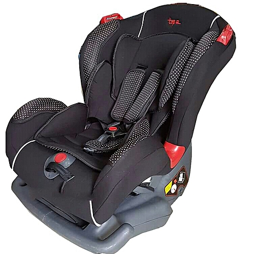 Reclining Infant Car Seat With A Base Polka Dots 0 7yrs