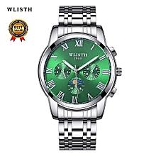 WLISTH  Men Watch Top Brand Men's Watch Fashion Watches Relogio Masculino Military Quartz Wrist Watches Hot Clock Male Sports  509