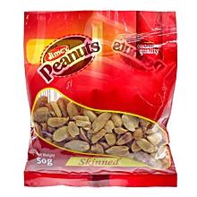 Peanuts Skinned 50g