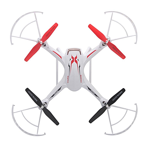 SYMA X54HW RC Helicopter 2 4G 4CH Remote Control Airplane Model Toy(White)  COOLFLY