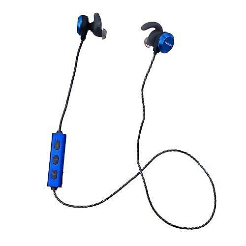 RZE-BT300E - Wireless Magnetic In-ear Earphone - Blue