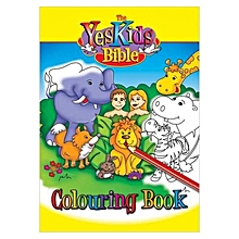 The Yes Kids Colouring Book