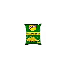Potato Crisps Tingly Cheese & Onion 150 g