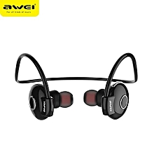 Awei A845BL Bluetooth V4.1 Noise Reduction Neckband Earphone