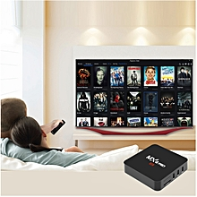 MXQ Pro 4K Smart TV Box 1G/8G ALLwinner H3 Quad Core Android 7.1 Wifi Media Player XBMC loaded KODI