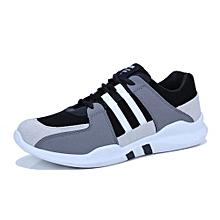 Sneakers Men's Athletic Running Shoes (Grey)
