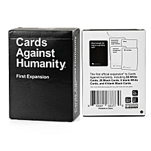 Cards Against Humanity First Expansions New Sealed Set Pack Party Game