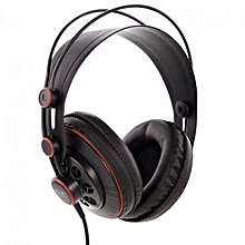 Superlux HD 681 Dynamic Semi-Open Headphones (Black) by Red Ape BDZ Mall