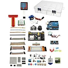 DIY E8 Ultimate Starter Learning Kit For Raspberry Pi 2