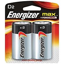 Max 1.5 Volt D Battery